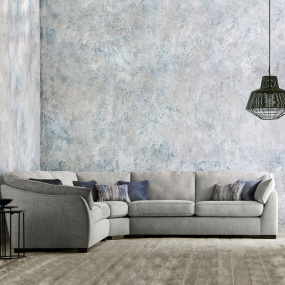 Imogen Fabric Corner Group, Sofa & Footstool Collection