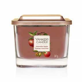 Yankee Candle Amaretto Apple Medium 3-Wick Candle