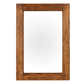 Axbridge Mango Wood Wall Mirror