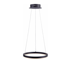 Anthracite Small Switchdim Ring Pendant Light