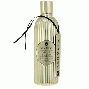 Vivanel Ylang-Ylang and Cedar Wood Shower Gel