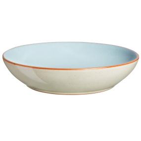 Denby Heritage Pavilion Duckegg Pasta Bowl