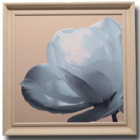 Blue Ice Rose by Sanders