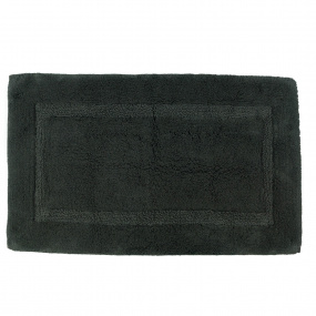 Marlborough Luxury Graphite Bath Mat