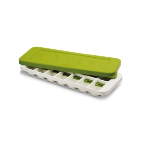 Joseph Joseph Quicksnap Plus Green Ice Cube Tray