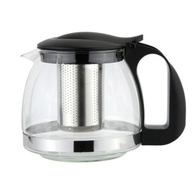 Glass 1.1L Teapot with Infuser