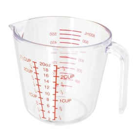 Judge Kitchen 500ml Acrylic Measuring Jug