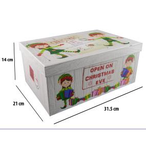 Medium Christmas Eve Box