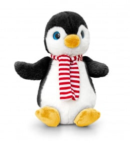 Large Penguin with Scarf