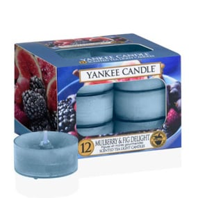Yankee Candle Mulberry Fig Tealights