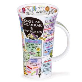 English Grammar and Punctuation Mug