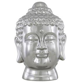 Buddha Head Silver