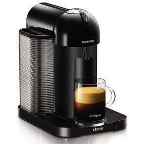 Nespresso Vertuo Black Pod Coffee Machine