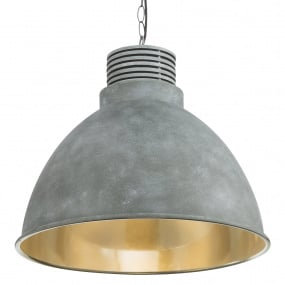 Globo Tagabo Grey Pendant Light