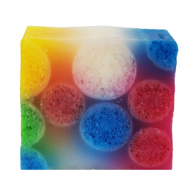 Bomb Cosmetics Top of The Pops Soap Bar