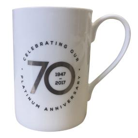 Housing Units 70th Anniversary Mug