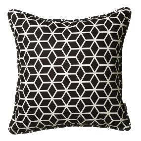 Scatter Box Beta Black Cushion