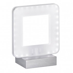 Wofi Nic Square Shaped LED Table Lamp