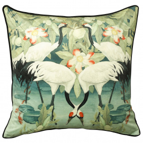 Scatter Box West Lake Teal Cushion