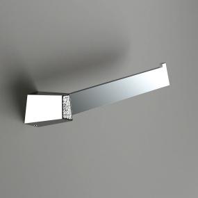 S8 Swarovski Open Towel Bar