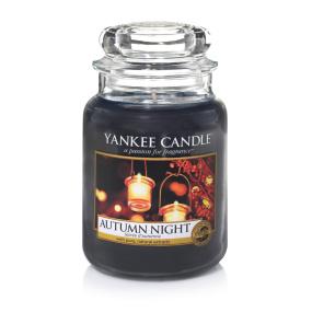 Yankee Candle Autumn Nights Large Jar