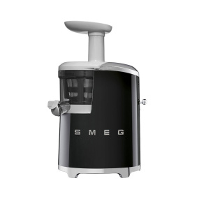 Smeg 50's Retro Style Black Slow Juicer