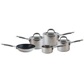 Meyer Select Stainless Steel 5 Piece Pan Set
