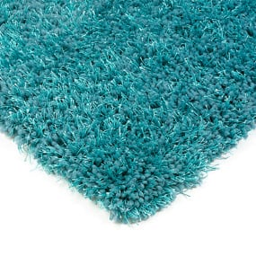 Diva Teal Rug Collection