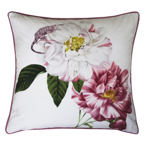 A beautifully elegant and luxurious cushion from Ted Baker