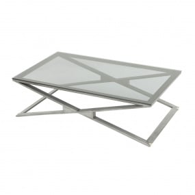 Harlem Glass Coffee Table