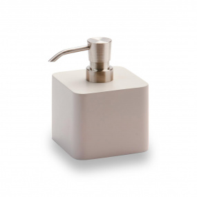 Aquanova Ona Greige Medium Soap Dispenser