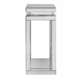 Parker Medium Mirrored Decorative Pillar