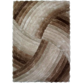 Verge 160 x  230cm Furrow Natural Rug