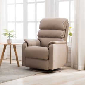 Clapham Pebble Electric Recliner Chair
