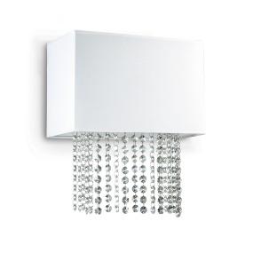 Fawkes Blanco 2 Light Wall Light