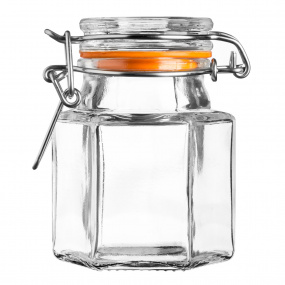 Kilner Hexagonal 90ml Spice Jar