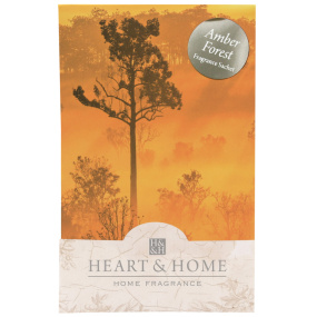 Heart and Home Amber Forest Sachet