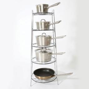 Harmony Pan Stand