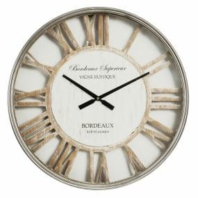 Shabby Chic Dial Wall Clock