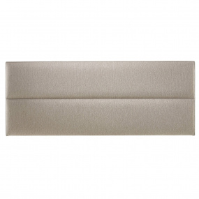 Myers Contour Taupe Single Headboard