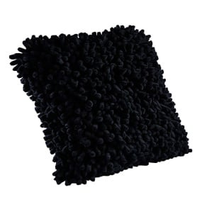 Dreamweavers Spiky Black Cushion