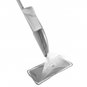 Addis Spray Mop in Metallic and Graphite