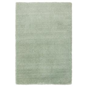Lulu Soft Touch Green 160cm x 230cm Rug