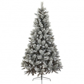 7ft Frosted Montana Christmas Tree | Housing Units