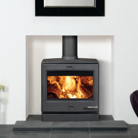 Yeoman CL8 Black Multi Fuel Stove