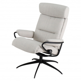 Stressless Tokyo Star Chair with Adjustable Headrest | Housing Units