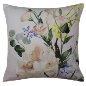 A beautifully luxurious cushion from Ted Baker