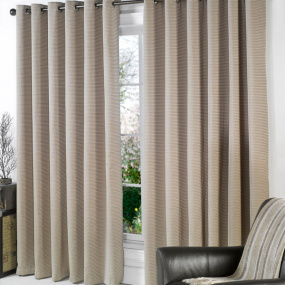 Stella Mink Ready Made Curtains