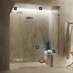 Majestic Showers Beyond Bespoke Showcase Two