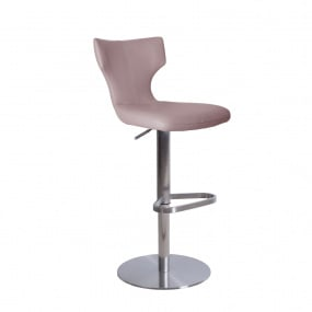 Columbus Taupe Bar Stool